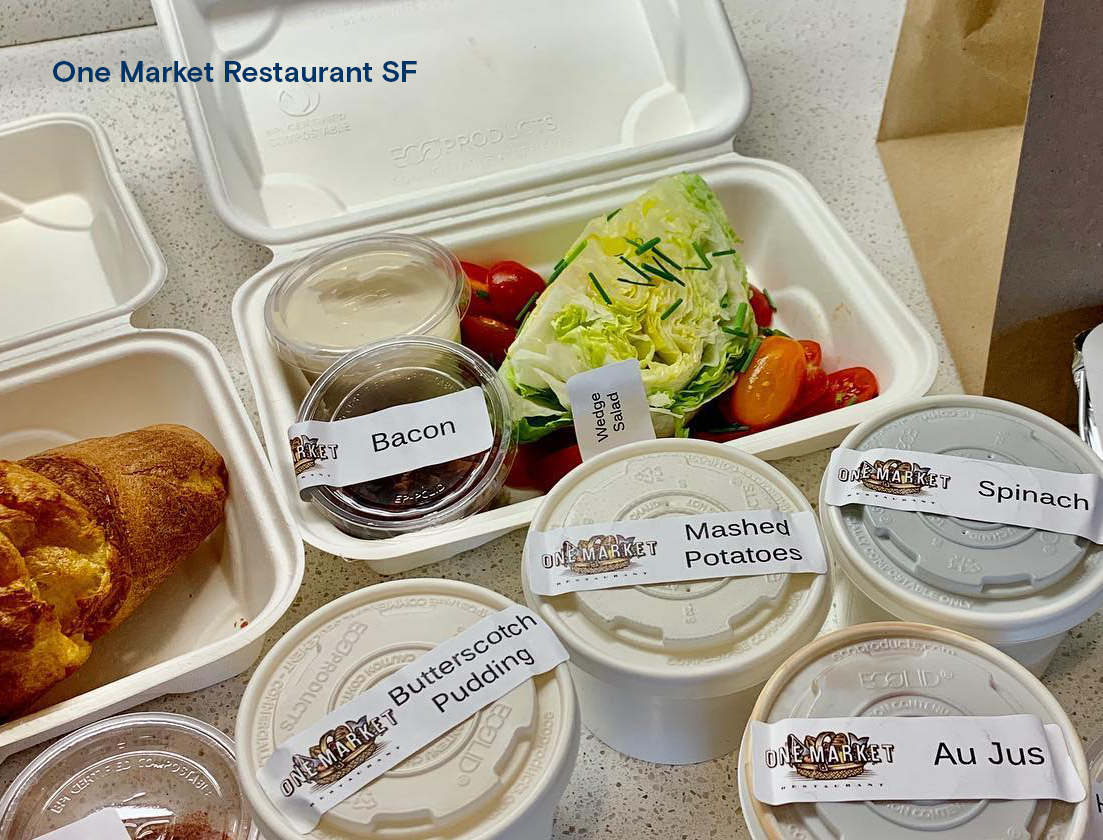 Creative Takeout Packaging